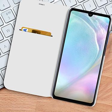 Acheter Avizar Etui folio Blanc pour Huawei P30