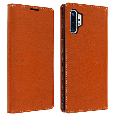 Avizar Etui folio Camel pour Samsung Galaxy Note 10 Plus Etui folio Camel Samsung Galaxy Note 10 Plus