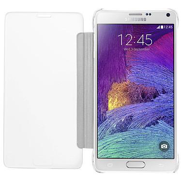 Acheter Avizar Etui folio Argent pour Samsung Galaxy Note 4