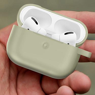 Avis Avizar Coque Gris pour Apple AirPods Pro