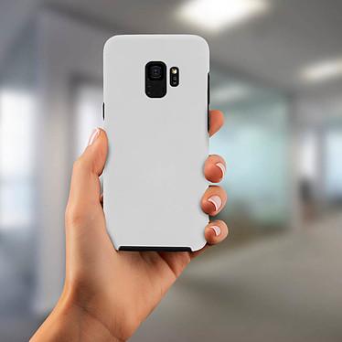 Avis Avizar Coque Argent pour Samsung Galaxy S9