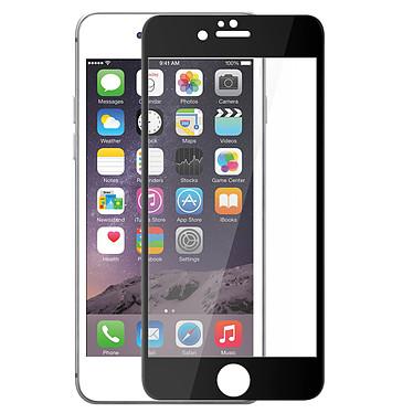 Avizar Film verre trempé Noir pour Apple iPhone 6 Plus , Apple iPhone 6S Plus Film verre trempé Noir Apple iPhone 6 Plus , Apple iPhone 6S Plus
