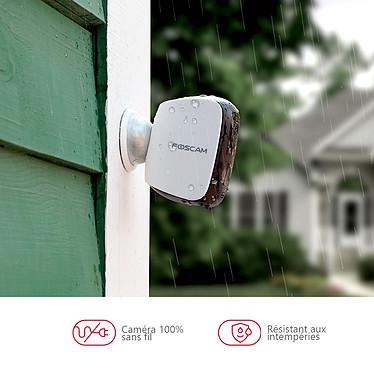Acheter Foscam Caméra autonome 100% sans fil - B1