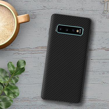 Avis Avizar Coque Noir Souple pour Samsung Galaxy S10 Plus