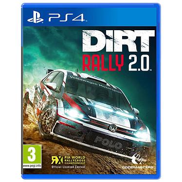 Dirt Rally 2.0 (PS4) Jeu PS4 Course 3 ans et plus