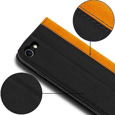 Acheter Avizar Etui folio Noir pour Apple iPhone 7 , Apple iPhone 8 , Apple iPhone SE 2020