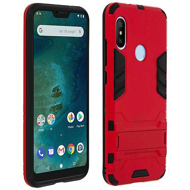 Avizar Coque Rouge pour Xiaomi Mi A2 Lite Coque Rouge Xiaomi Mi A2 Lite