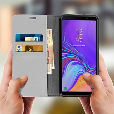 Acheter Avizar Etui folio Blanc pour Samsung Galaxy A7 2018