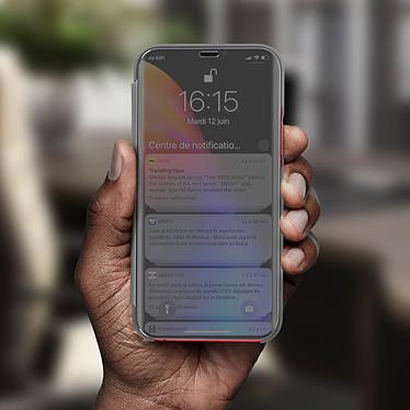Avis Avizar Etui folio Argent pour Apple iPhone 11 Pro Max
