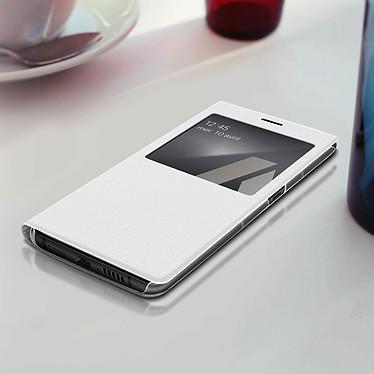 Acheter Avizar Etui folio Blanc pour Samsung Galaxy A80