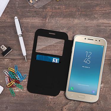 Acheter Avizar Etui folio Noir pour Samsung Galaxy Grand Prime Pro