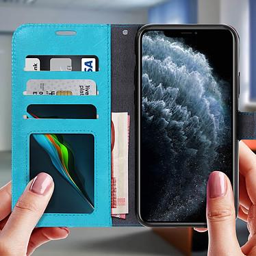 Acheter Avizar Etui folio Turquoise pour Apple iPhone 11 Pro