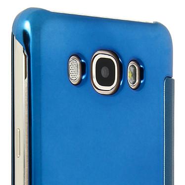 Avis Avizar Etui folio Bleu pour Samsung Galaxy J5 2016