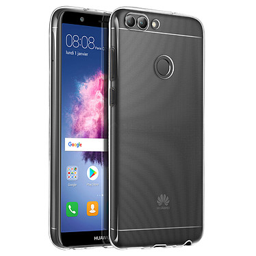 Avizar Coque Transparent pour Huawei P Smart Coque Transparent Huawei P Smart