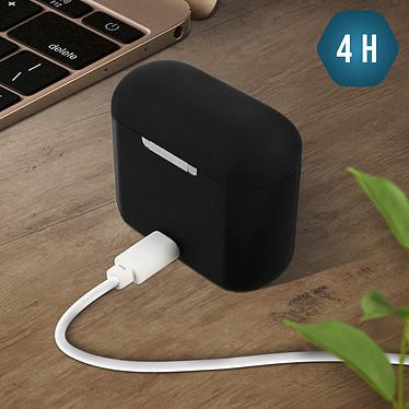 Avis Avizar Ecouteurs sans-fil Noir pour Appareils dotés de la fonction Bluetooth