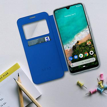 Avis Avizar Etui folio Bleu pour Xiaomi Mi A3
