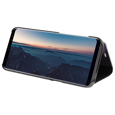 Avis Avizar Etui folio Noir pour Samsung Galaxy S8