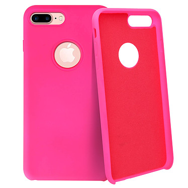 Avizar Coque Rose pour Apple iPhone 7 Plus , Apple iPhone 8 Plus pas cher