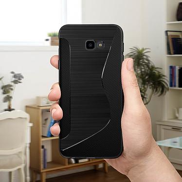 Avis Avizar Coque Noir S-Line pour Samsung Galaxy J4 Plus