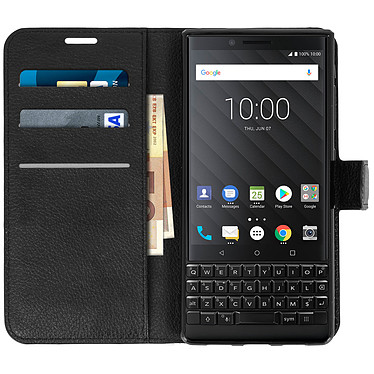 Avis Avizar Etui folio Noir pour BlackBerry KEY2