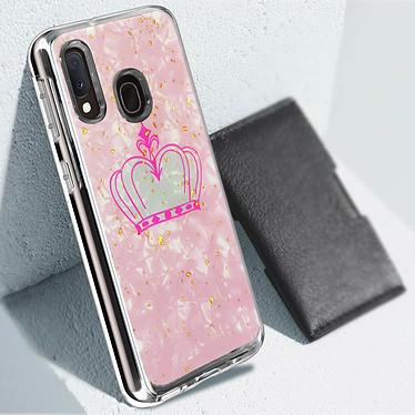 Avis Avizar Coque Rose pour Samsung Galaxy A20e