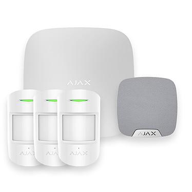 Ajax Alarme maison sans fil AJHUBKITPROS Alarme maison sans fil AJHUBKITPROS