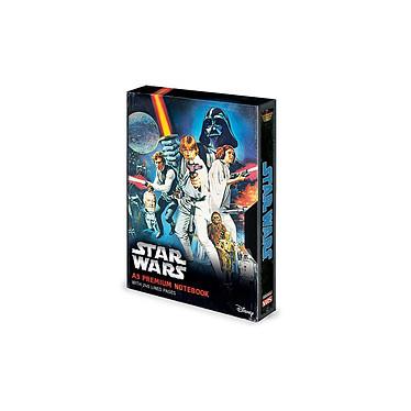 Star Wars - Carnet de notes Premium A5 A New Hope VHS