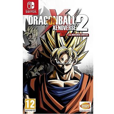 Dragon Ball Xenoverse 2 (SWITCH) Jeu SWITCH Combat 12 ans et plus