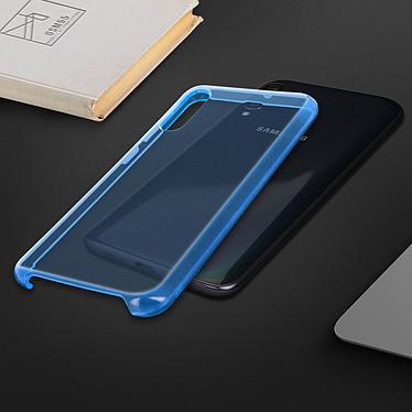 Avis Avizar Coque Bleu Semi-Rigide pour Samsung Galaxy A50