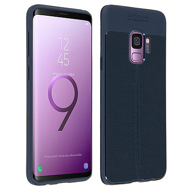 Avizar Coque Bleu Nuit pour Samsung Galaxy S9 Coque Bleu Nuit Samsung Galaxy S9