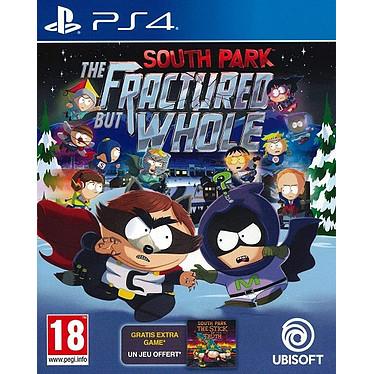 South Park L Annale du Destin (PS4) Jeu PS4 Action-Aventure 18 ans et plus