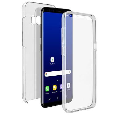 Avizar Coque Transparent pour Samsung Galaxy S8 Plus Coque Transparent Samsung Galaxy S8 Plus