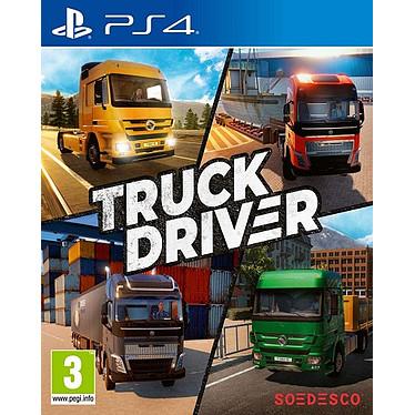 Truck Driver (PS4) Jeu PS4 Simulation 3 ans et plus