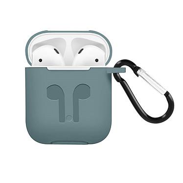Avizar Coque Gris pour Apple AirPods 1 et 2 pas cher
