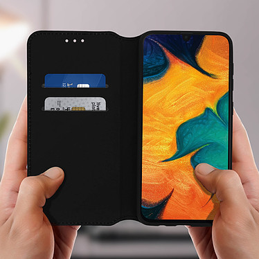 Acheter Avizar Etui folio Noir pour Samsung Galaxy A30