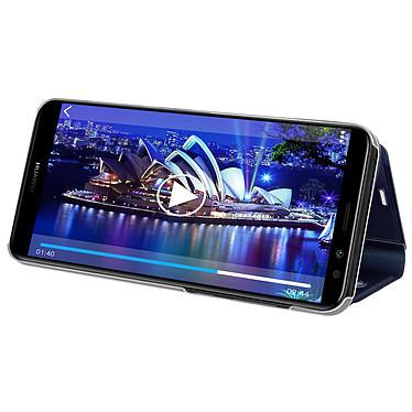 Avis Avizar Etui folio Bleu pour Huawei Mate 10 Lite