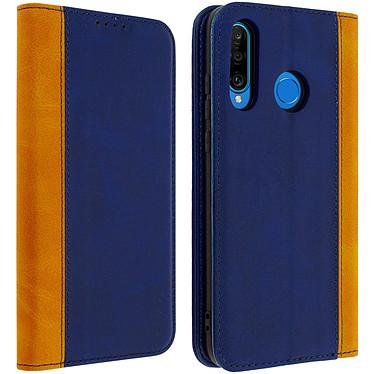 Avizar Etui folio Bleu Nuit pour Huawei P30 Lite , Honor 20S , Huawei P30 Lite XL Etui folio Bleu Nuit Huawei P30 Lite , Honor 20S , Huawei P30 Lite XL