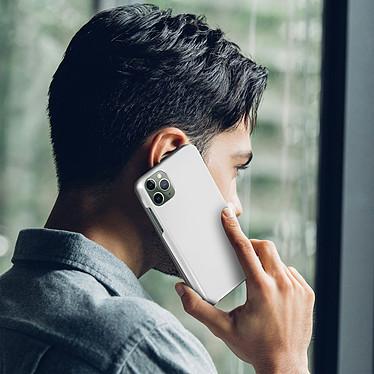 Acheter Avizar Etui folio Argent pour Apple iPhone 11 Pro Max