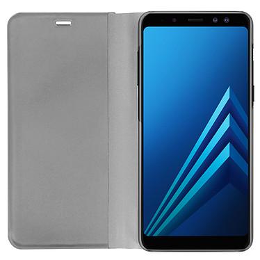 Acheter Avizar Etui folio Argent pour Samsung Galaxy A8
