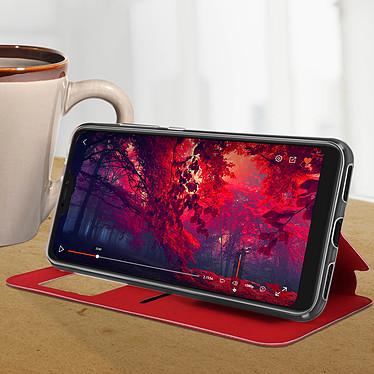 Avis Avizar Etui folio Rouge pour Xiaomi Mi A2