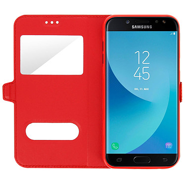 Acheter Avizar Etui folio Rouge pour Samsung Galaxy J5 2017