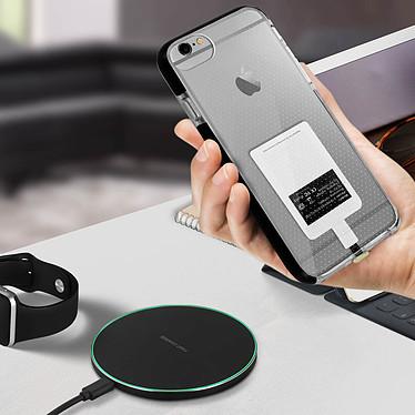 Acheter Avizar Chargeur sans fil Noir pour Tous les smartphones dotés d'un port de charge Lightning