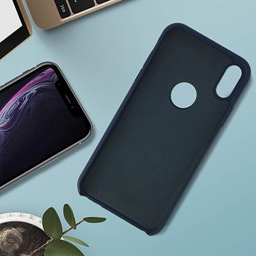 Acheter Avizar Coque Bleu Nuit pour Apple iPhone XR