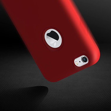 Avis Avizar Coque Rouge pour Apple iPhone 6 , Apple iPhone 6S