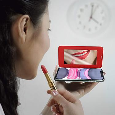 Acheter Avizar Etui folio Rouge pour Apple iPhone 11