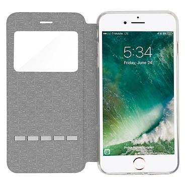 Acheter Avizar Etui folio Noir pour Apple iPhone 7 Plus , Apple iPhone 8 Plus