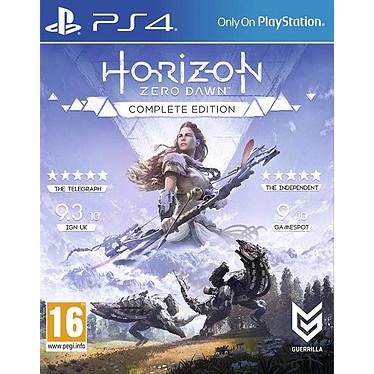 Horizon Zero Dawn Complete Edition (PS4) Jeu PS4 Action-Aventure 16 ans et plus
