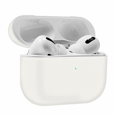 Avizar Coque Blanc pour Apple AirPods Pro pas cher
