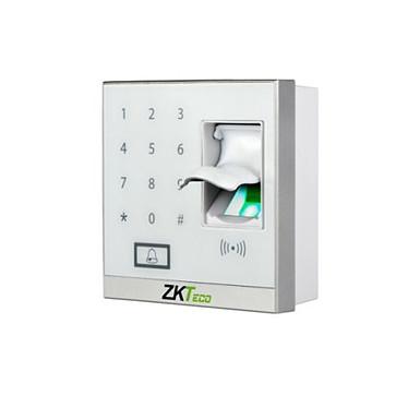 ZKTeco Lecteur Biométrique Avec Clavier Et Accès Rfid - Zktechnology ZKT_X8S-WHT Lecteur biométrique avec clavier et accès RFID