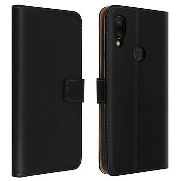 Avizar Etui folio Noir pour Xiaomi Redmi 7 Etui folio Noir Xiaomi Redmi 7